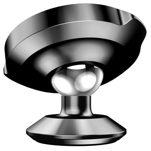 Baseus Small Ears Series Auto Halterung Magnet Handyhalter für Armaturenbrett schwarz (SUER-B01)