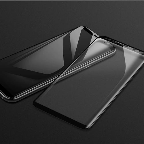 Wozinsky 6D Glass Full Glue Super Robust Panzerglas Vollbild Hartglas mit Rahmen Case Friendly für Huawei P30 Pro schwarz