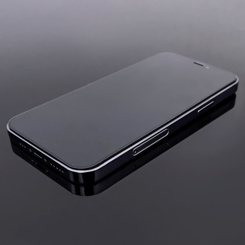 Wozinsky Tempered Glass Full Glue Super Robust Panzerglas Vollbild Hartglas mit Rahmen Case Friendly für Huawei Honor 20 Pro / Honor 20 schwarz