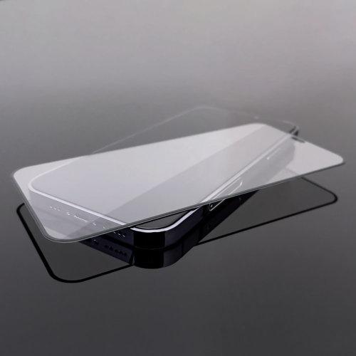 Wozinsky super wytrzymałe szkło hartowane Full Glue na cały ekran z ramką Case Friendly Huawei P Smart Plus 2019 / P Smart 2019 czarny